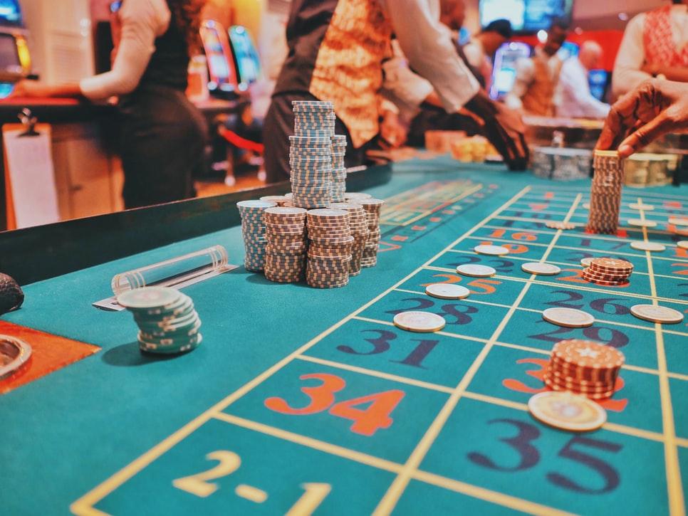 table de casino roulette