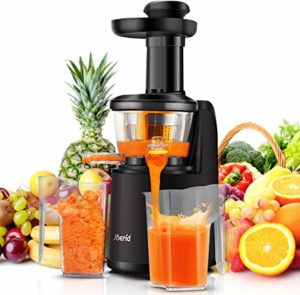 extracteur de jus de carotte