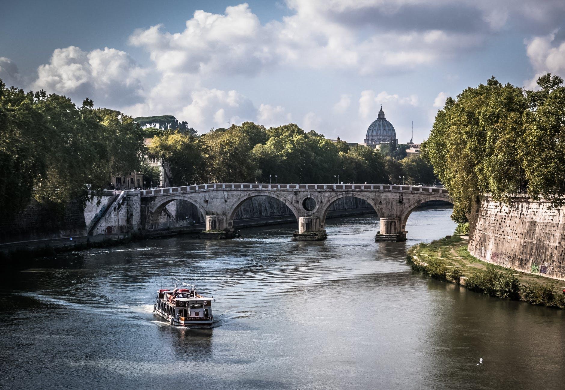 voyage pas cher rome